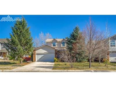 Single Family Home For Sale: 8460 Camfield Circle