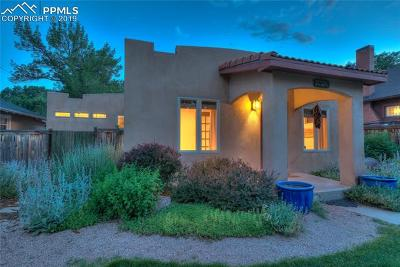 Colorado Springs Single Family Home Under Contract - Showing: 1819 W Pikes Peak Avenue