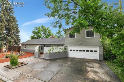 Colorado Springs Single Family Home For Sale: 101 Fox Avenue