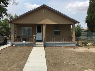 Pueblo Single Family Home For Sale: 1637 E 11th Street