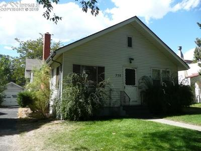 El Paso County Rental For Rent: 330 Farragut Avenue