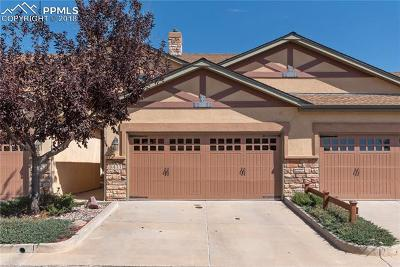 Colorado Springs Condo/Townhouse For Sale: 8433 Artesian Springs Point