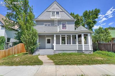 Colorado Springs Residential Income For Sale: 122 E Uintah Street