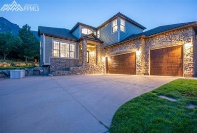 Colorado Springs Single Family Home For Sale: 6040 Hardwick Drive