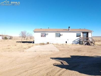 El Paso County Single Family Home For Sale: 3415 Wiesner Road