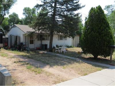 Colorado Springs Single Family Home For Sale: 410 Mono Place