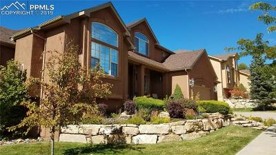 Colorado Springs Single Family Home For Sale: 12502 Berrywood Drive