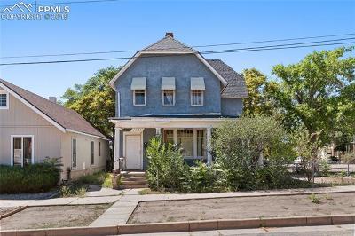 Pueblo Single Family Home For Sale: 1025 N Greenwood Street