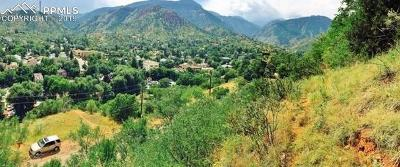 Manitou Springs Residential Lots & Land For Sale: Washington Avenue