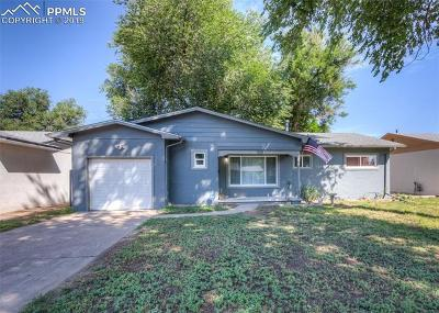 Security Single Family Home For Sale: 120 Rose Drive