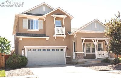 Colorado Springs Single Family Home For Sale: 6637 Finecrest Drive