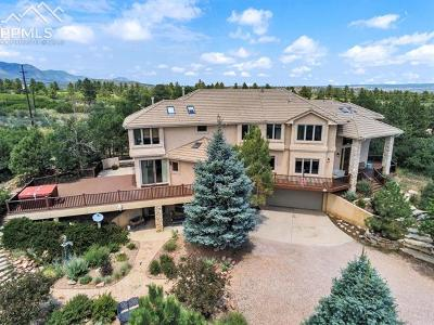 Colorado Springs Single Family Home For Sale: 8340 Westwood Road