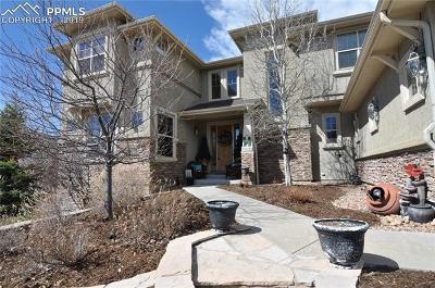 Colorado Springs Single Family Home For Sale: 13932 Sierra Star Court