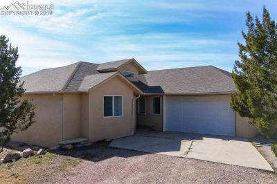 Pueblo Single Family Home For Sale: 7678 Soda Creek Road
