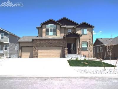 Peyton Single Family Home For Sale: 12566 Culebra Peak Drive