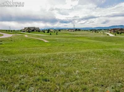Monument Residential Lots & Land For Sale: 19732 Royal Troon Drive