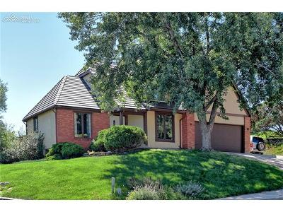 Colorado Springs Single Family Home For Sale: 535 Thames Drive