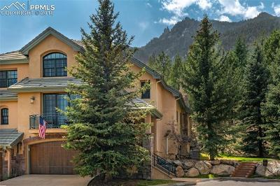 Colorado Springs Condo/Townhouse For Sale: 1275 Log Hollow Point