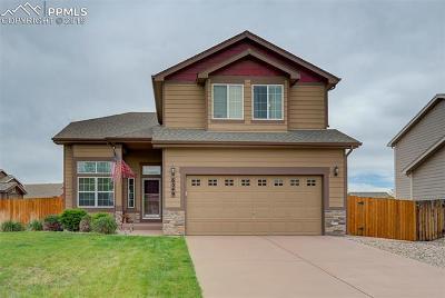 Single Family Home For Sale: 6349 Bearcat Loop