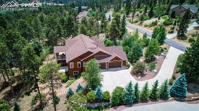 Cascade Single Family Home For Sale: 8470 Aspenglow Lane