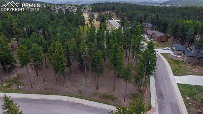 Woodland Park Residential Lots & Land For Sale: 605 Chipmunk Drive