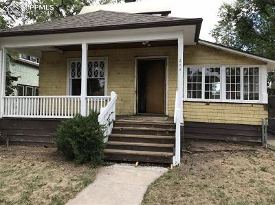 Central Single Family Home For Sale: 224 E Washington Street