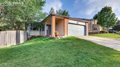 Northwind Single Family Home For Sale: 3555 Point Of The Rocks Drive