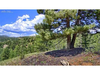 Cripple Creek Residential Lots & Land For Sale: 656 Vivenda Road