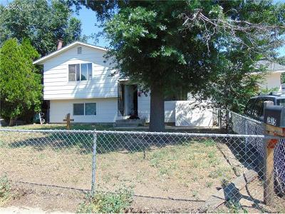 Single Family Home For Sale: 2575 Nadine Drive