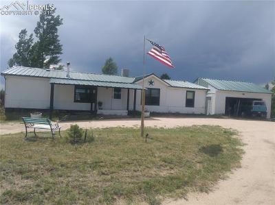 Peyton Single Family Home For Sale: 15260 Wagon Trail