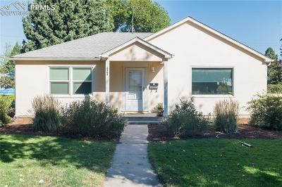 Colorado Springs Single Family Home For Sale: 2403 Balboa Street