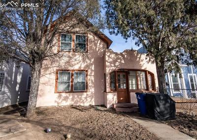 Colorado Springs Residential Income Under Contract - Showing: 615 N Wahsatch Avenue