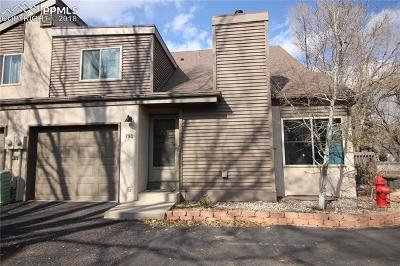 Manitou Springs Condo/Townhouse For Sale: 79 Crystal Park Road #B