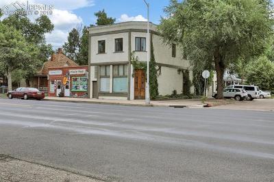 Colorado Springs Commercial For Sale: 1202 W Colorado Avenue