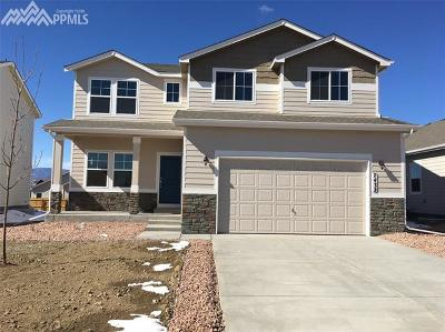 The Glen At Widefield Single Family Home For Sale: 7432 Peachleaf Drive