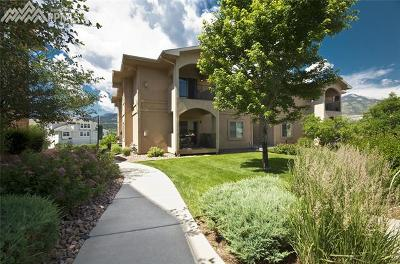 Colorado Springs CO Condo/Townhouse For Sale: $260,000