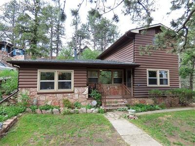 Cascade Single Family Home For Sale: 8122 W Highway 24 Road