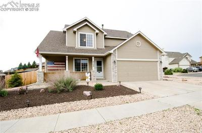 Single Family Home For Sale: 5156 Fossil Butte Drive