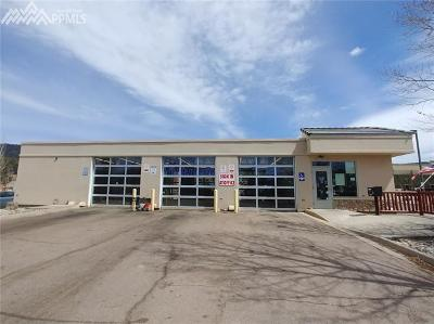 Woodland Park Commercial For Sale: 1027 E Highway 24 Highway