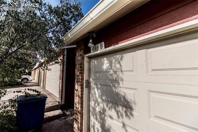 Condo/Townhouse For Sale: 416 W Rockrimmon Boulevard #B