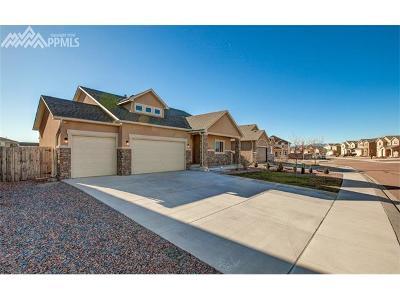 Colorado Springs CO Single Family Home For Sale: $345,000