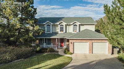 Colorado Springs Single Family Home For Sale: 2602 Northcrest Drive