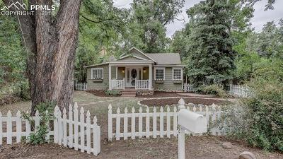 Single Family Home Under Contract - Showing: 1532 W Cheyenne Road