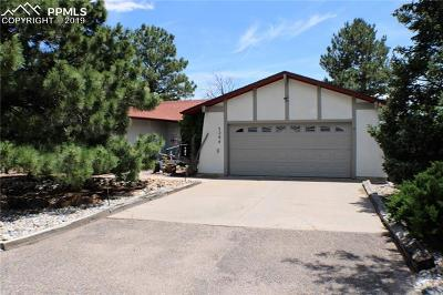 Colorado City Single Family Home For Sale: 5284 Monte Vista Drive