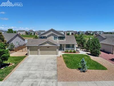 Peyton Single Family Home For Sale: 12250 Rio Secco Road