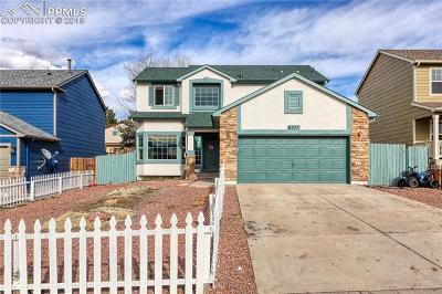 Single Family Home For Sale: 6537 Latah Lane