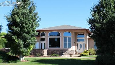 Pueblo West Single Family Home For Sale: 1099 W Shenandoah Drive