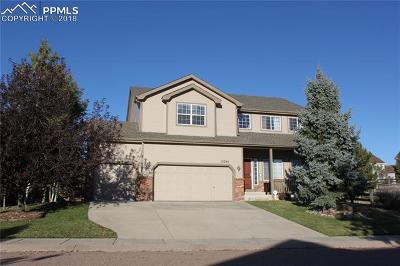 Monument Single Family Home For Sale: 15795 Candle Creek Drive