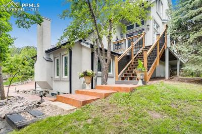 Colorado Springs Single Family Home For Sale: 270 Brandywine Drive