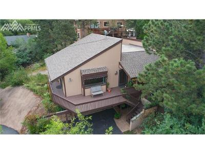 Colorado Springs Single Family Home For Sale: 509 Hawthorne Place
